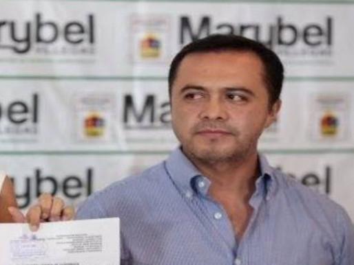 «SALIDA DE JORGE PARRA DE MORENA ES UN MOVIMIENTO SANO DEL PARTIDO»