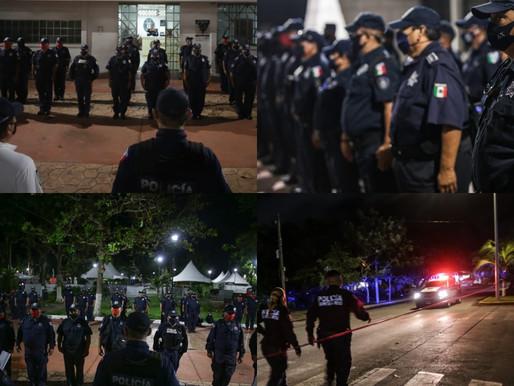 POLICIA QUINTANA ROO INFORMA 2: