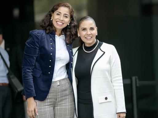 MARA LEZAMA Y MARIBEL VILLEGAS UNA LECTURA OBLIGADA EN QUINTANA ROO.