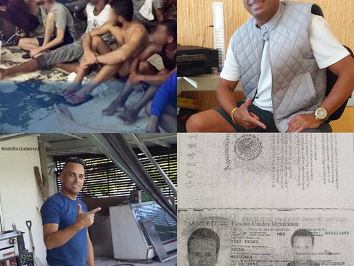 HOTELITO DEL TERROR SECUESTRABAN Y EXTORCIONABAN EN MÉXICO Y EN CUBA.