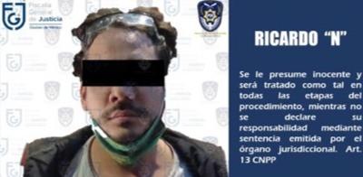 RIX FUE DETENIDO POR PRESUNTO ABUSO SEXUAL CONTRA YOUTUBER.