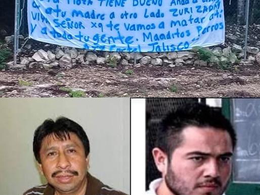 VICTOR MAS SINONIMO VIOLENCIA Y ROBOS, CRIMEN ORGANIZADO DUEÑO DE TULUM.