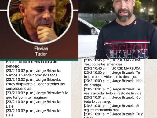 VÍCTOR FLORES, INCONDICIONAL DE LA MAFIA RUMANA Y VENEZOLANA, UNA VERGÜENZA PARA EL PERIODISMO.