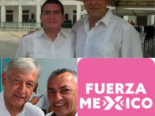 HASSAN VILLANUEVA SE SUMA A FUERZA POR MÉXICO.