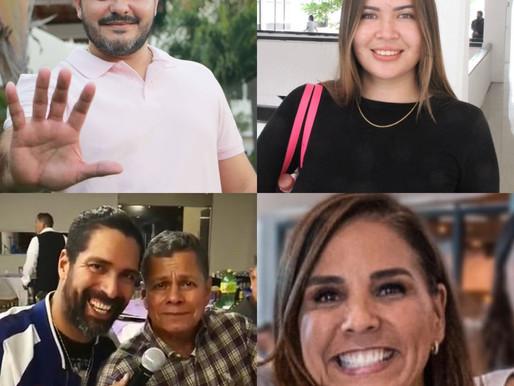 ISAAC JANIX, ERICK ESTRELLA MATOS, MARA LEZAMA Y EL CRIMEN ORGANIZADO.