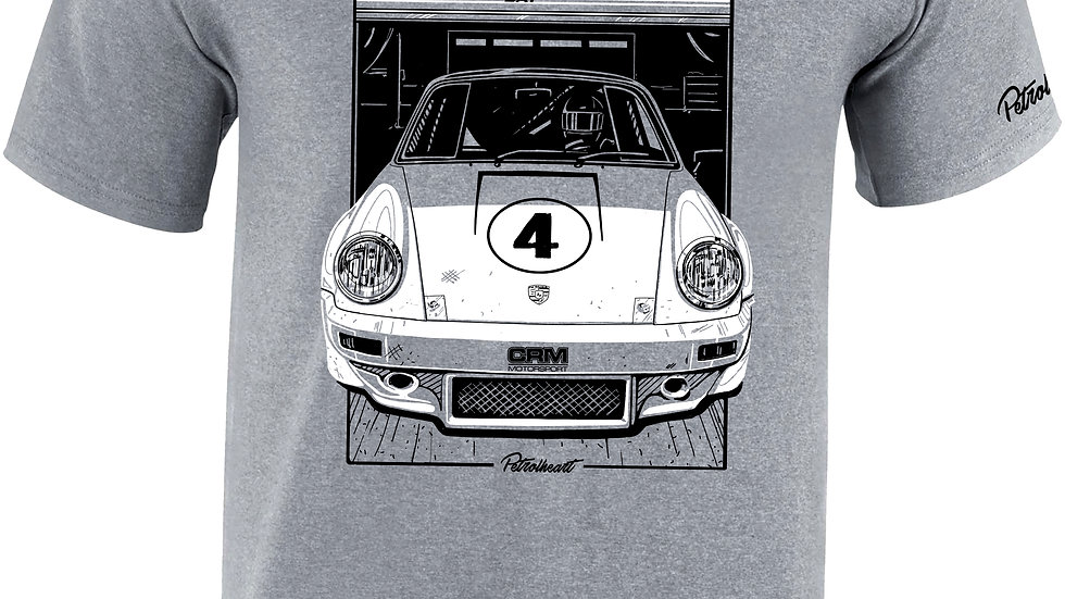 """T-shirt """"Estoril Experience Day"""" Silver"""