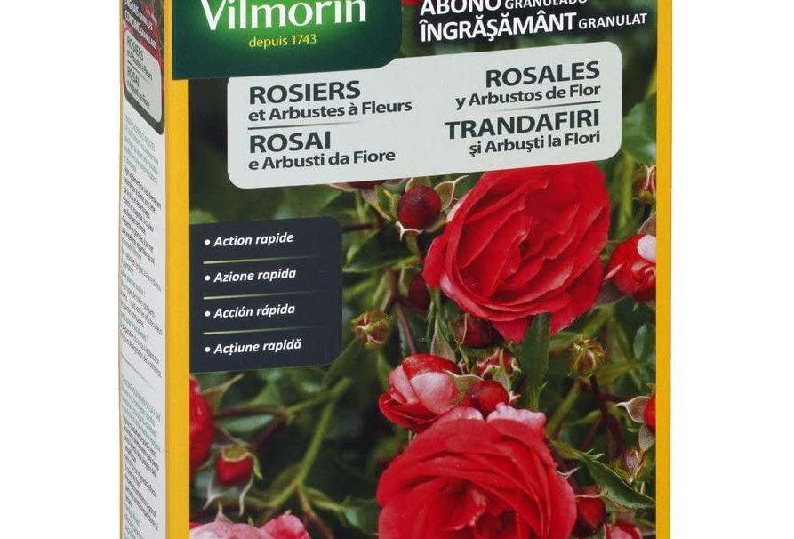 Roses Granular Fertilizer 800g