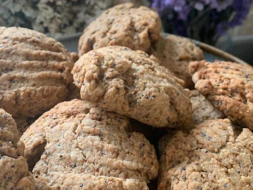 Poppy Seed Cookies