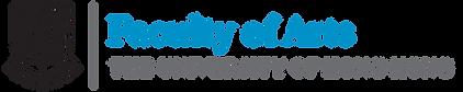 Faculty of Arts 2018 Logo_Landscape (Eng
