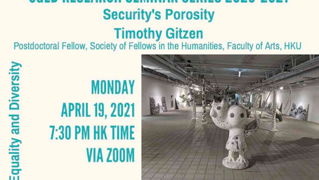 April 19: Timothy Gitzen – Security's Porosity
