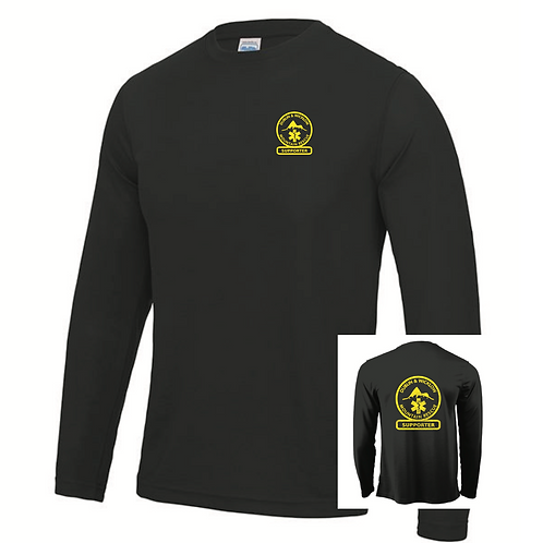 DWMRT Long Sleeve Tech T-Shirt