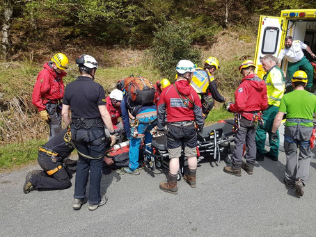 Callout 39 - 5th May 2019 - Glenmalure
