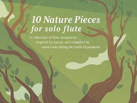 Nature Pieces for Solo Flute