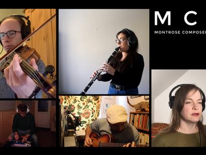 Montrose Composers' Club Isolation Consequences Improvisation i