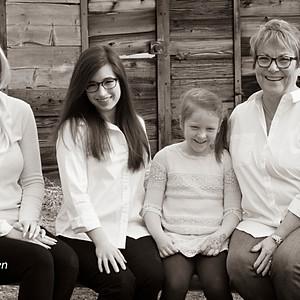 Cora Lanclos Family
