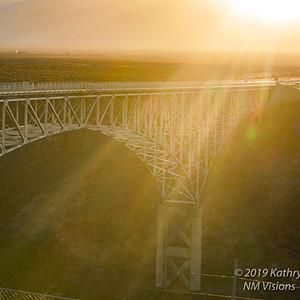 Gorge-Ous Taos Easter Sunrise Service