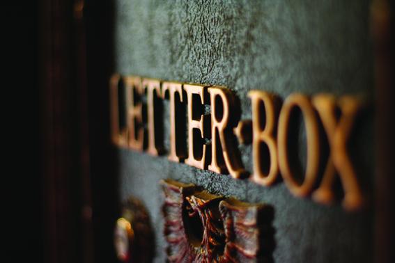 letterbox letters
