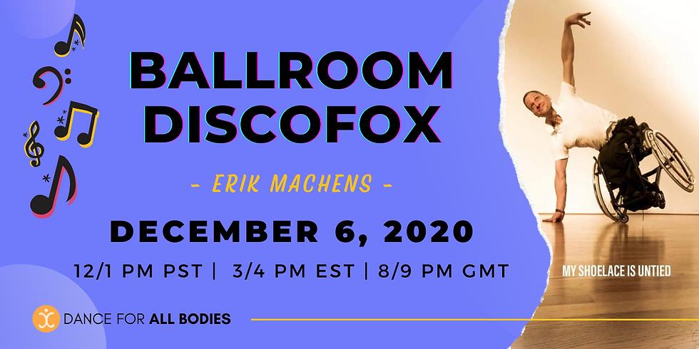All Abilities Ballroom Discofox Class