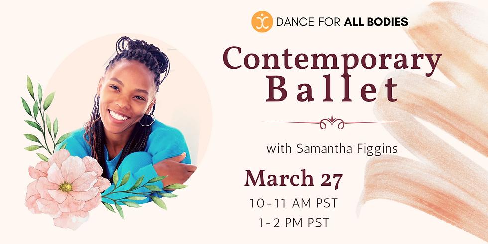 All Abilities Contemporary Ballet