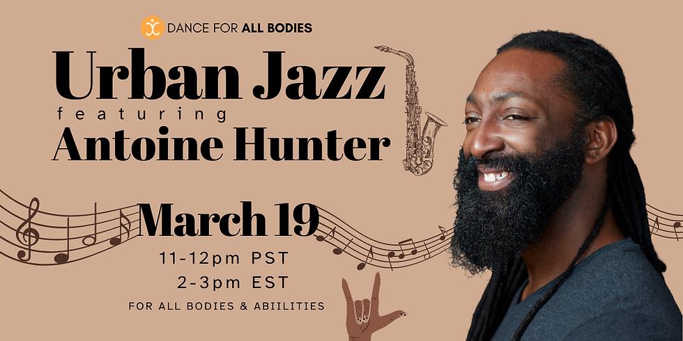 All Abilities Urban Jazz Dance Class