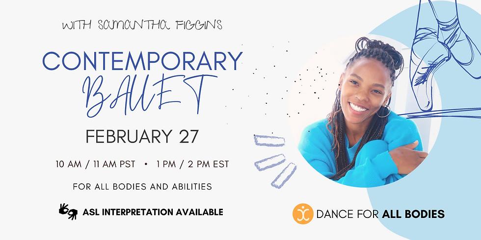 All Abilities Contemporary Ballet   (1)