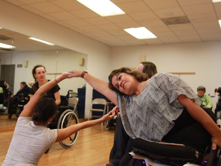 What Are DfAB's Goals in Dance & Disability?