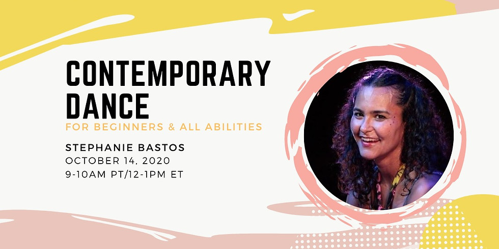 All Abilities Contemporary Class