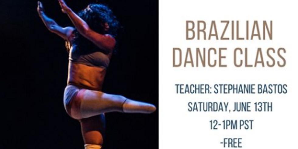 Virtual Brazilian Dance Class