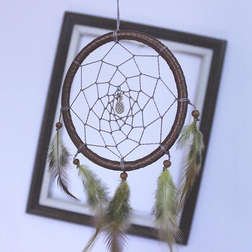 Earthly Pineapple Dreamcatcher