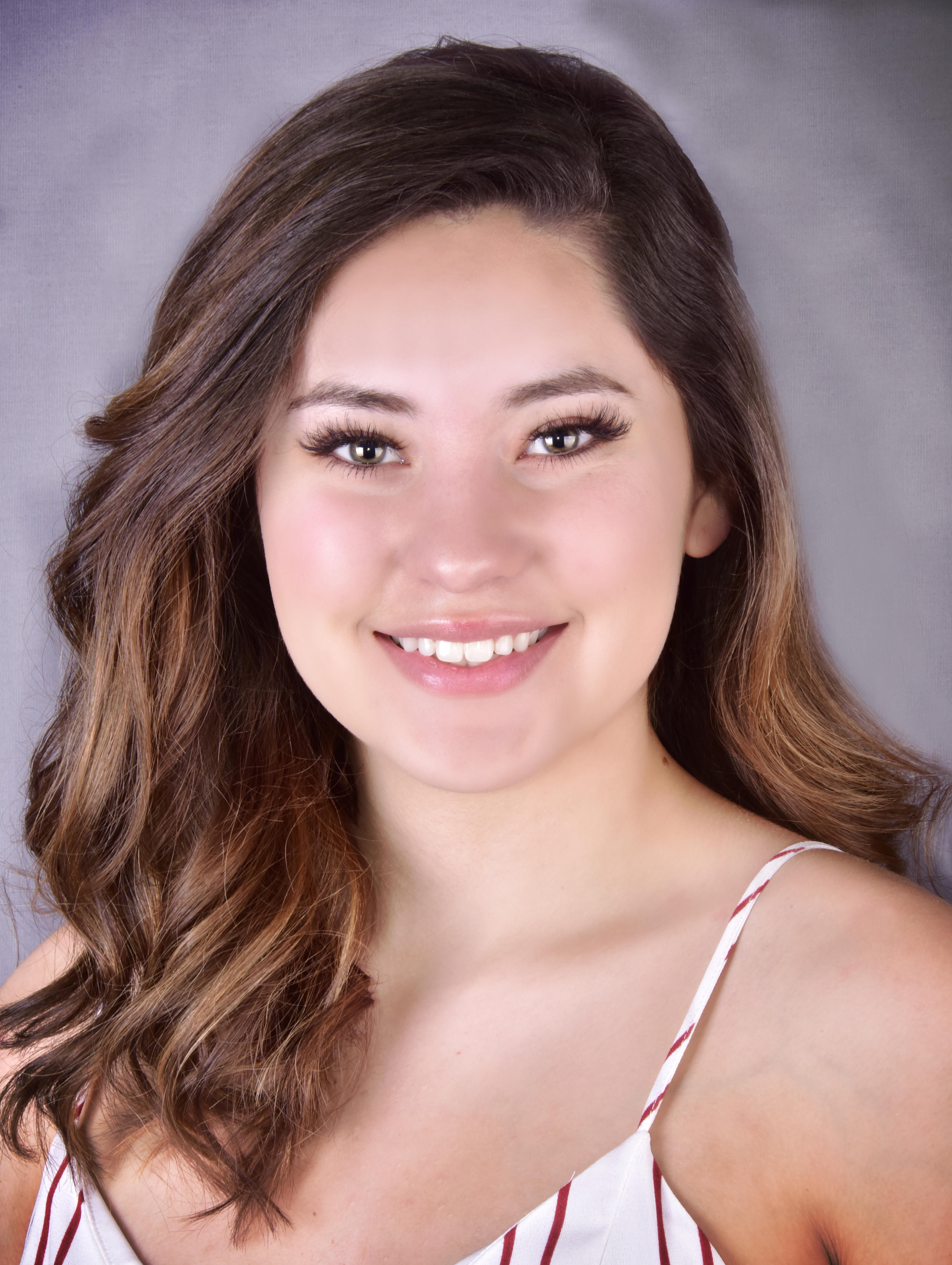 Miss #9 Sienna Mascarenas