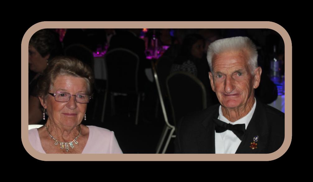 Lorna Ogilvie & Jim Townsend