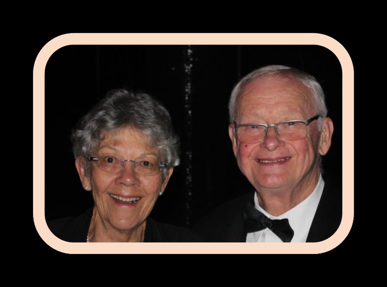 Margaret & Peter Munro