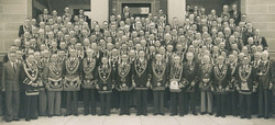 GAMC 1949-50 GM Reg Colley