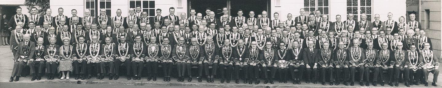 GAMC 1962-63 GM Jack Millman WOLLONGONG