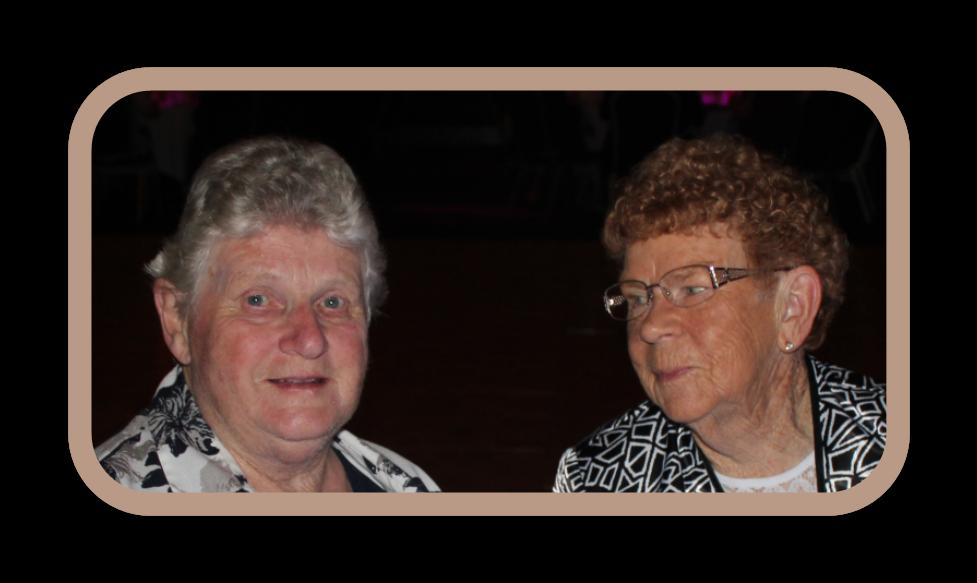 Lois Barrett & Eileen Naylor