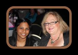 Vanitha Thayaparan & Leanner Small