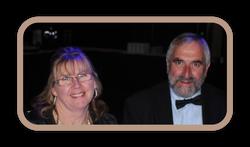 Shirley Sammut & Alex Mitchie