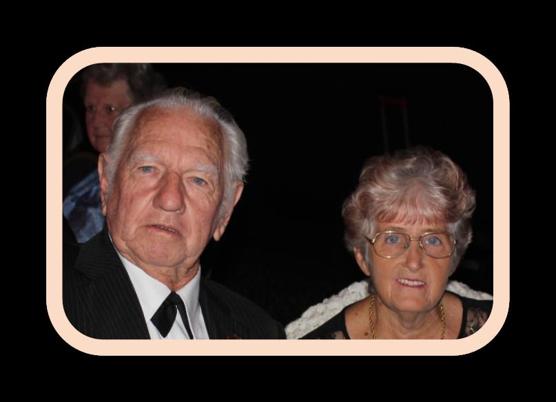 Keith Lewin & June Harvey