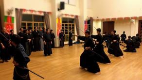 Kobara Sensei's Seminar, 17-19 Aug