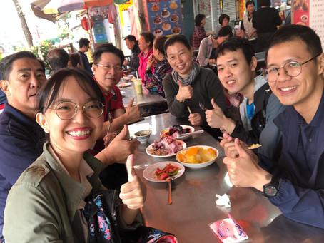 Kokusai Renmei Seminar in Kaohsiung, Jan 2019