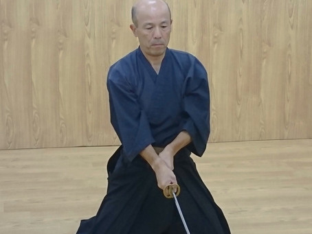 More photos from Keiko session with Matsumoto Sensei