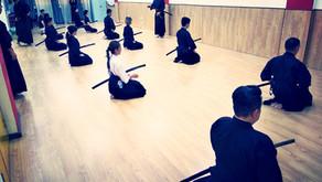 Seiza & Meditation