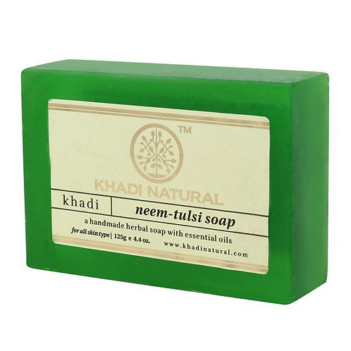 NEEM THULSI SOAP KHADI