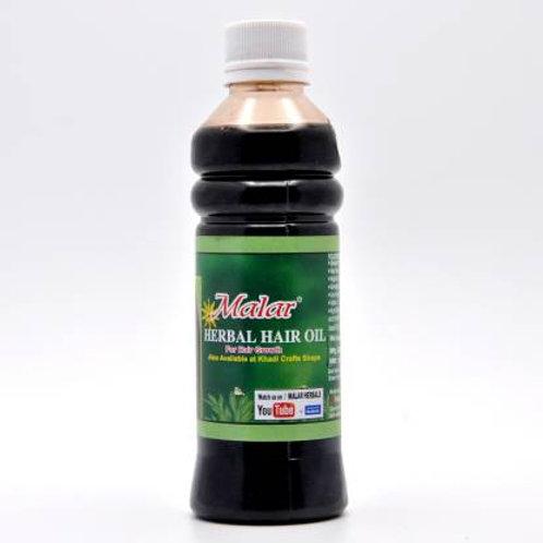 STRONG HERBAL HAIR OIL 100ML MALAR