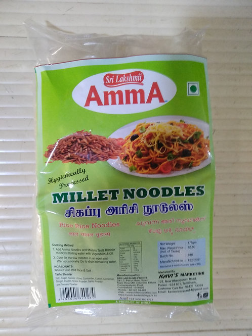 RED RICE NOODLES AMMA