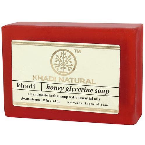HONEY GLYCERINE SOAP KHADI