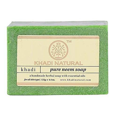 PURE NEEM SOAP KHADI