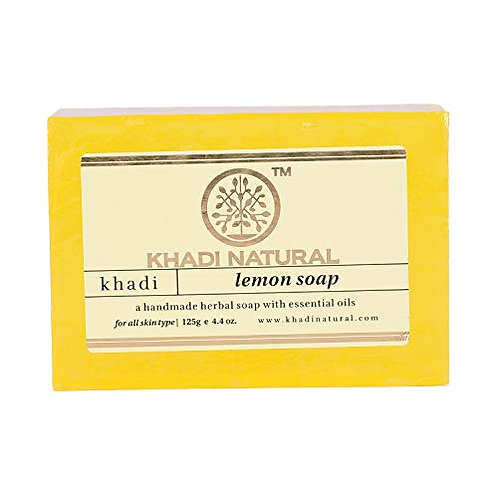 LEMON SOAP KHADI NATURAL