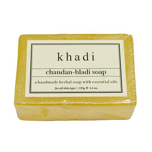 HALDI CHANDAN SOAP KHADI