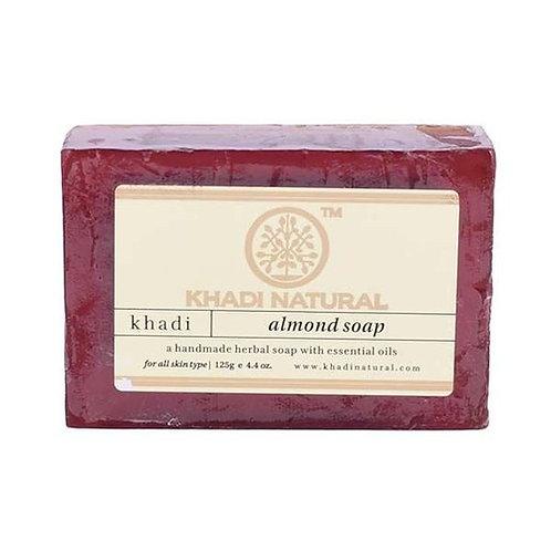 ALMOND SOAP KHADI